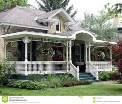 old front porch stock photo image 41815453