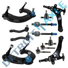 12pc front and rear suspension kit for hyundai azera sonata kia