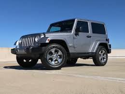 jeep sahara 2017 jeep wrangler sahara test drive review autonation drive