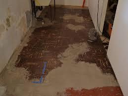 ideas impressive basement tile flooring options diy faux painted