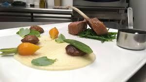 sautoir cuisine 3 normandie défi cuisine le carré d agneau doré au