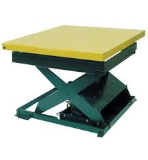 southworth products pneumatic lift tables