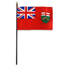 Flag Of Norway Ontario Flag 4 X 6 Inch
