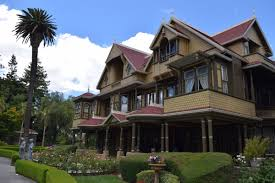 a haunted adventure the winchester mystery house