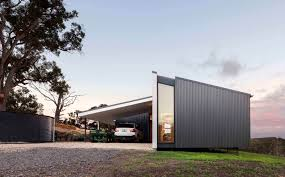 colorbond steel prefab architects and house