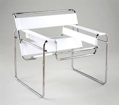 wassily poltrona wassily marcel breuer structure cadeiras sofá e
