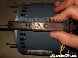 trane condenser fan motor replacement how to replace a trane blower motor part 2