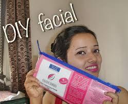 diy at home with vlcc skin tightening kit