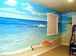 bathroom mural ideas aqua to white ombre wall muralsmall bathroom decals murals uk