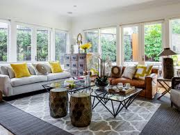 hgtv home decor 15 living room coffee table looks we love hgtv with designs 6
