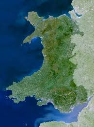 Map Of Wales Wales Map Or Map Of Wales