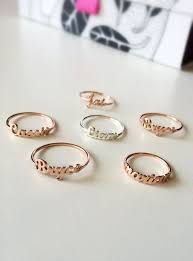 personalized rings with names best customized rings photos 2017 blue maize