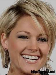 haircuts for thin hair on 50something women short hairstyles for fine hair and long face over 50 things i