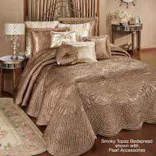 romantic bedspreads touch of class