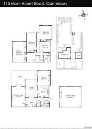 golden girls floorplan 115 mont albert road canterbury 3126 rt edgar