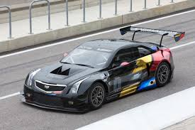 cadillac ats racing a decade of v series engineering has the cadillac ats v r race ready