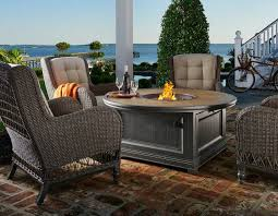 deen dogwood outdoor fire pit table in driftwood 17003957 code