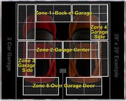 storage positions strong racks 2 car garage example loversiq