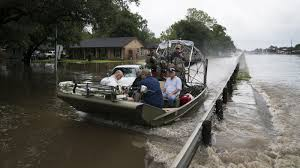 riding with a rescue mission in the harvey u0027s perilous texas floods