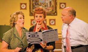 i love lucy on stage in new london hartford courant