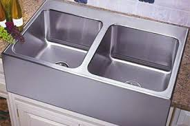 Apron Sink With Backsplash by Culinary Gourmet Stainless Steel Kitchen Sinks