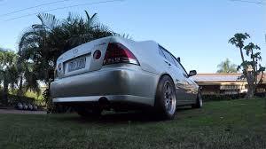 modded lexus is300 400hp ls1 v8 lexus is300 lumpy exhaust youtube
