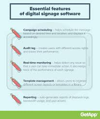 how to choose digital signage software to better engage your