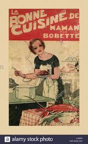 la bonne cuisine 1950 s vintage cookery book cover la bonne cuisine de maman