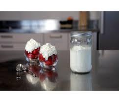 amazon com creazy homemade whipped cream maker kitchen u0026 dining