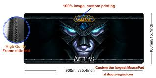 customize your own desk custom desk size mouse pad with your own image x raypad