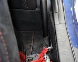subaru seat belt agency power bolt in harness racing bar scion fr s toyota gt 86