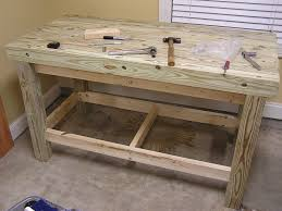 how to make a bomb proof armour work bench