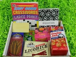 gifts for senior citizens senior care box provides monthly care boxes created specifically for