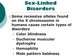Cause Of Color Blindness Chapter 13 Part 3 Non Mendelian Genetics Honors Genetics Ms
