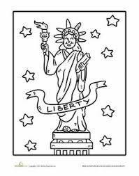 declaration of independence coloring page worksheets cycling