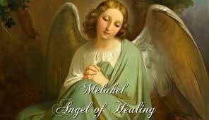 melahel angel of healing 23rd name of god spiritual experience