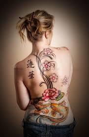 50 lower back tattoos for women u0026 girls