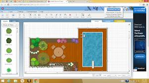 Virtual Backyard Design by Free Patio Design Software Online Top Deck Options In And Ideas