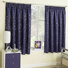 Outer Space Curtains Catherine Lansfield Kids Outer Space Throw Multi Amazon Co Uk