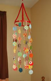 polka dots crib mobile allfreesewing com