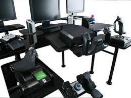 Console Gaming Desk Grapht Roccaforte Is The Desk Made Just For Gaming