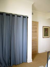 hanging curtain for closet door decorate the house with