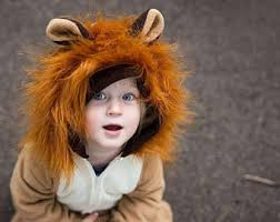 lion costume lion kids costume for boys or toddler