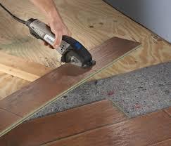 Laminate Floor Pad Flooring Underlayment For Laminate Flooring Reviews Home Depot