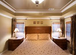 best white color for ceiling paint brown and white tray ceiling design for bedroom with matching