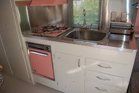 Trailer Kitchen Cabinets Vintage Steel Kitchen Cabinets For Sale Kitchen Decoration