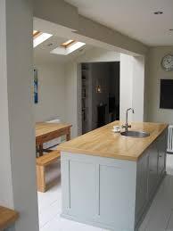 Galley Kitchen Extension Ideas Terrace House Kitchen Design Ideas