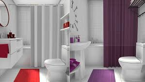 easy bathroom ideas easy white bathroom update roomsketcher