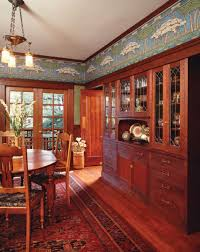 arts and crafts wallpaper old house restoration products