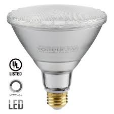wet location led lighting torchstar 1 pack dimmable par38 led light bulb 15w 120w equivalent